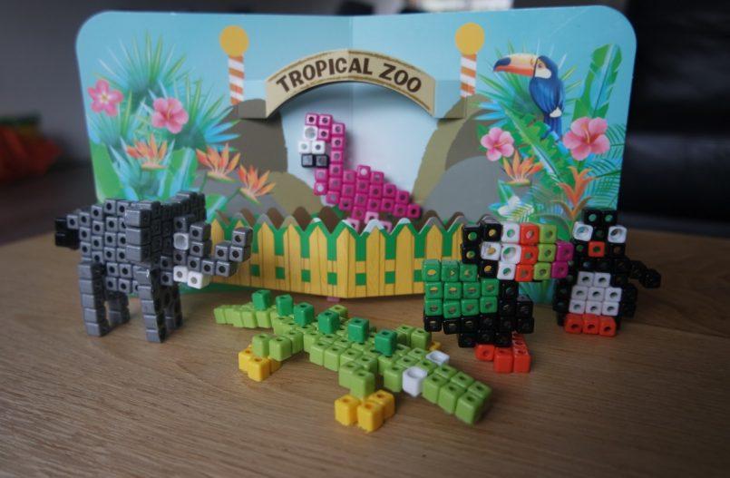 Tropical Zoo Totum van Totum