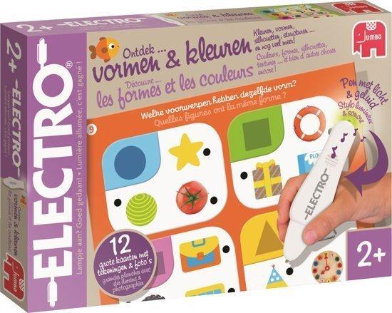 De leukste speelgoed schoencadeautjes - Electro Wonderpen Vormen & Kleuren
