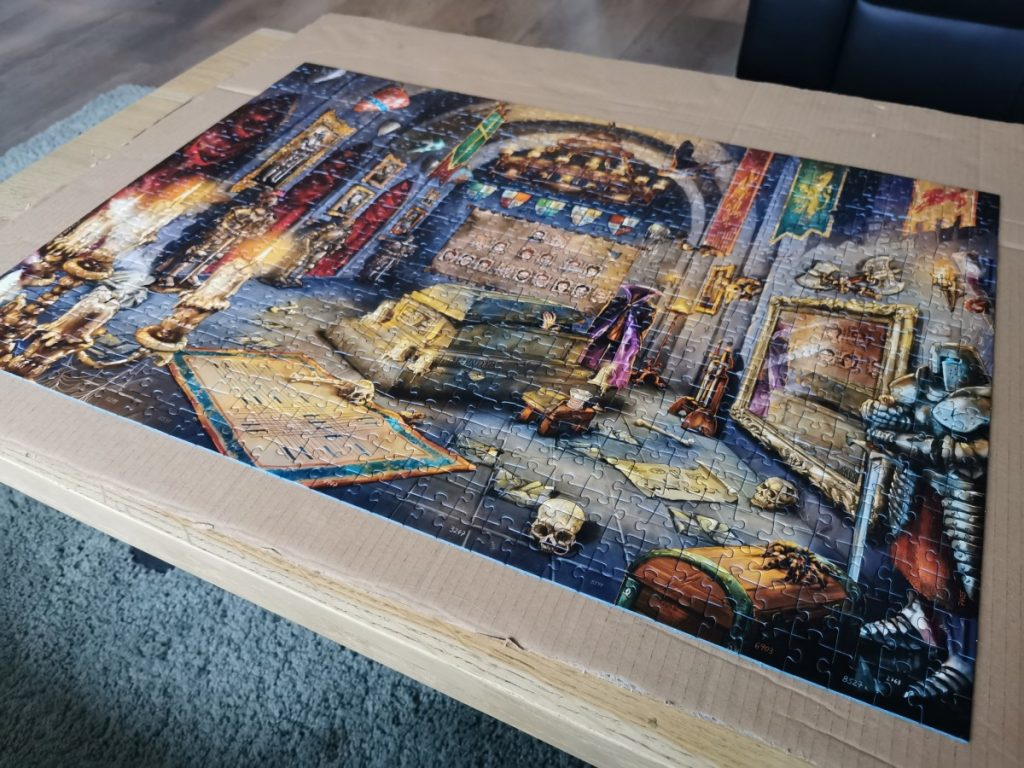Escape Puzzels Ravensburger