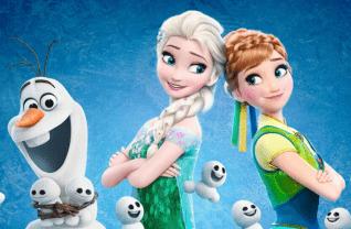 Frozen 2 speelgoed