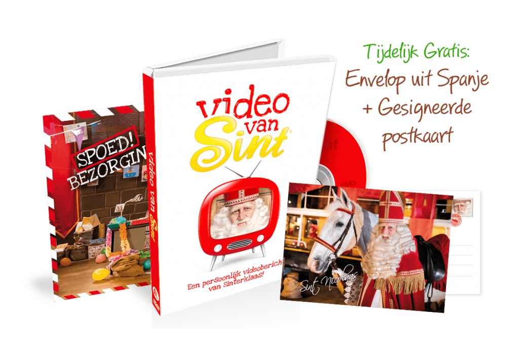 Video van Sint 2019 - De video