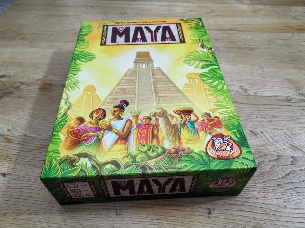 Maya White Goblin Games