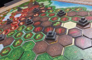 Maya White Goblin Games