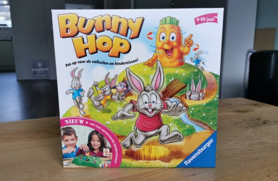 Bunny Hop Ravensburger Review
