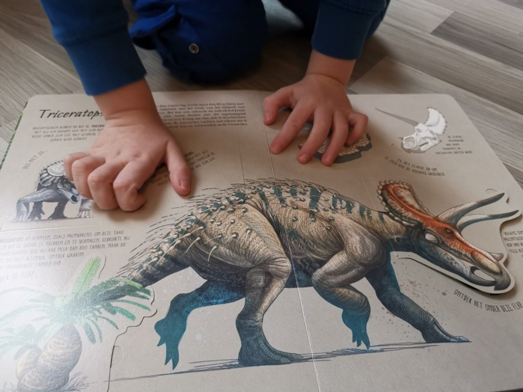 De Wereld van de Dinosaurus 5
