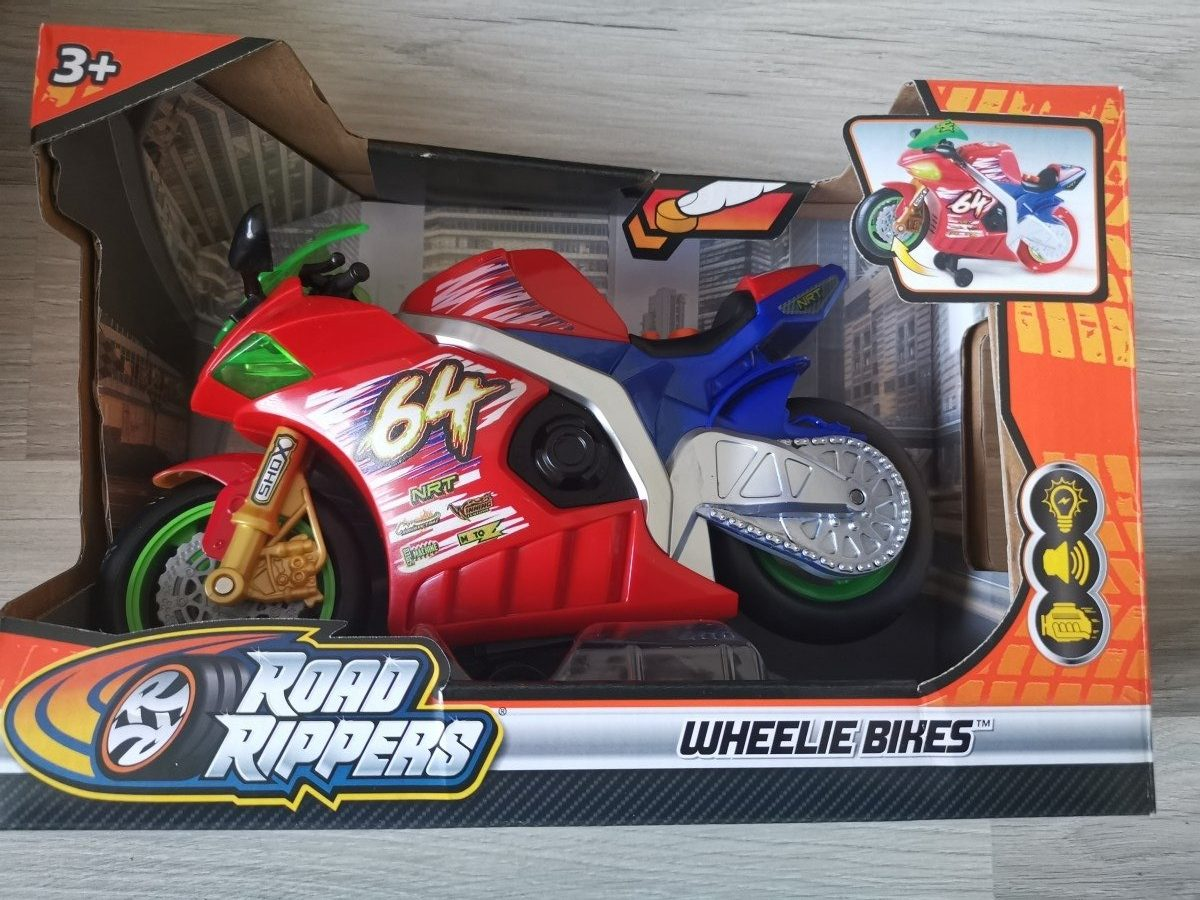 Road Rippers Wheelie bike
