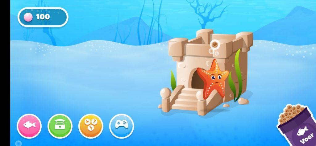Aquamini's app van de Lidl