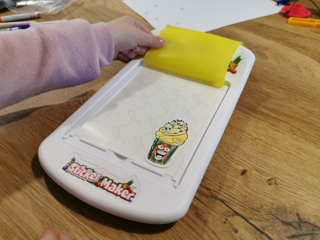 Silly Scents Sticker Maker
