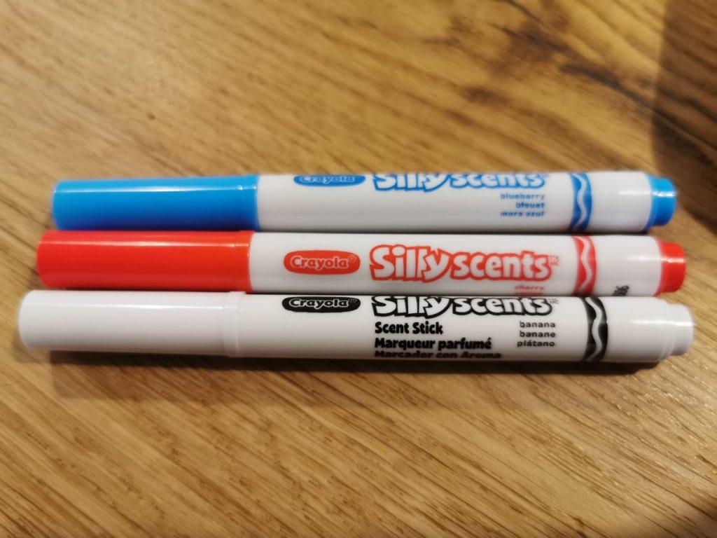 Silly Scents Sticker Maker stiften