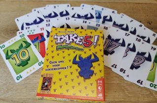 Take 5 van 999 Games