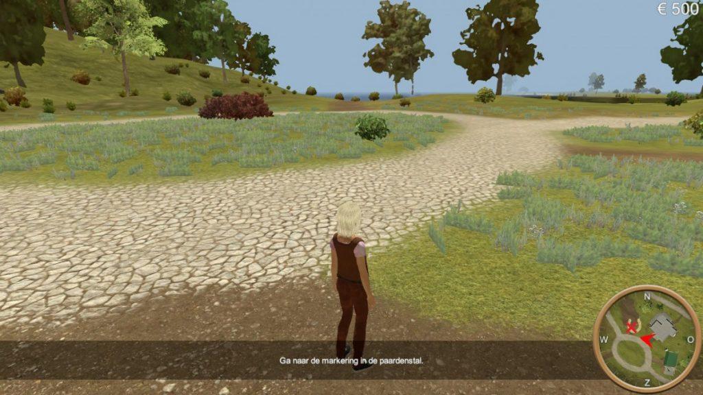 Op zoek naar de stal
