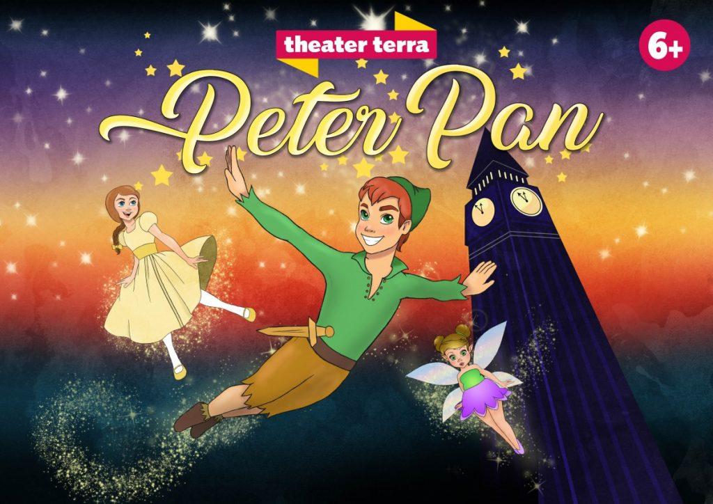 Peter Pan van Theater Terra