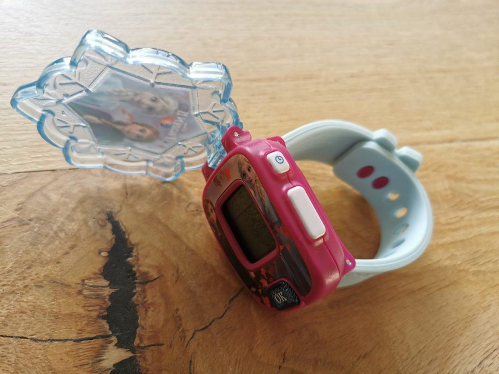 Frozen 2 horloge knoppen