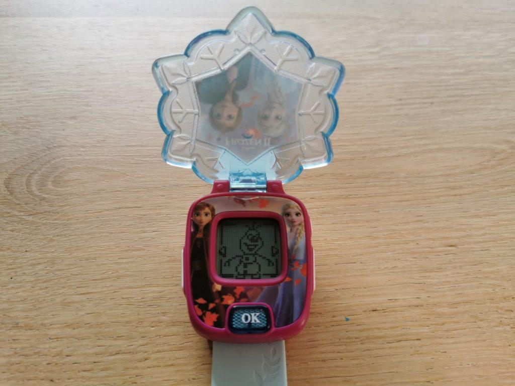 Frozen 2 horloge spelletje