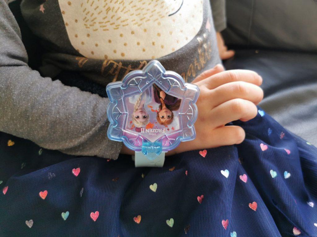 Frozen 2 interactief horloge