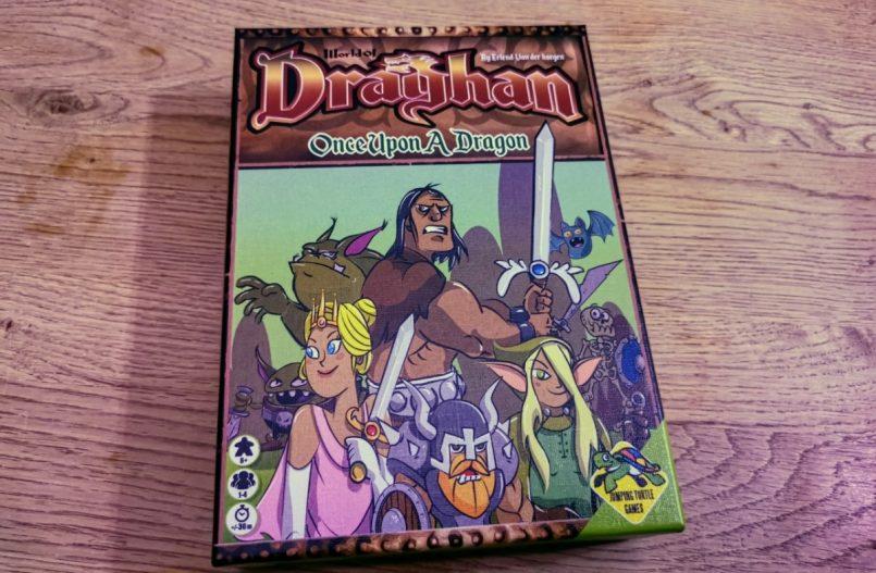 World of Draghan Once Upon a Dragon 5