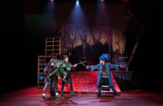 Peter Pan van Theater Terra