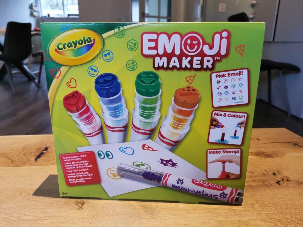 Review Emoji Maker