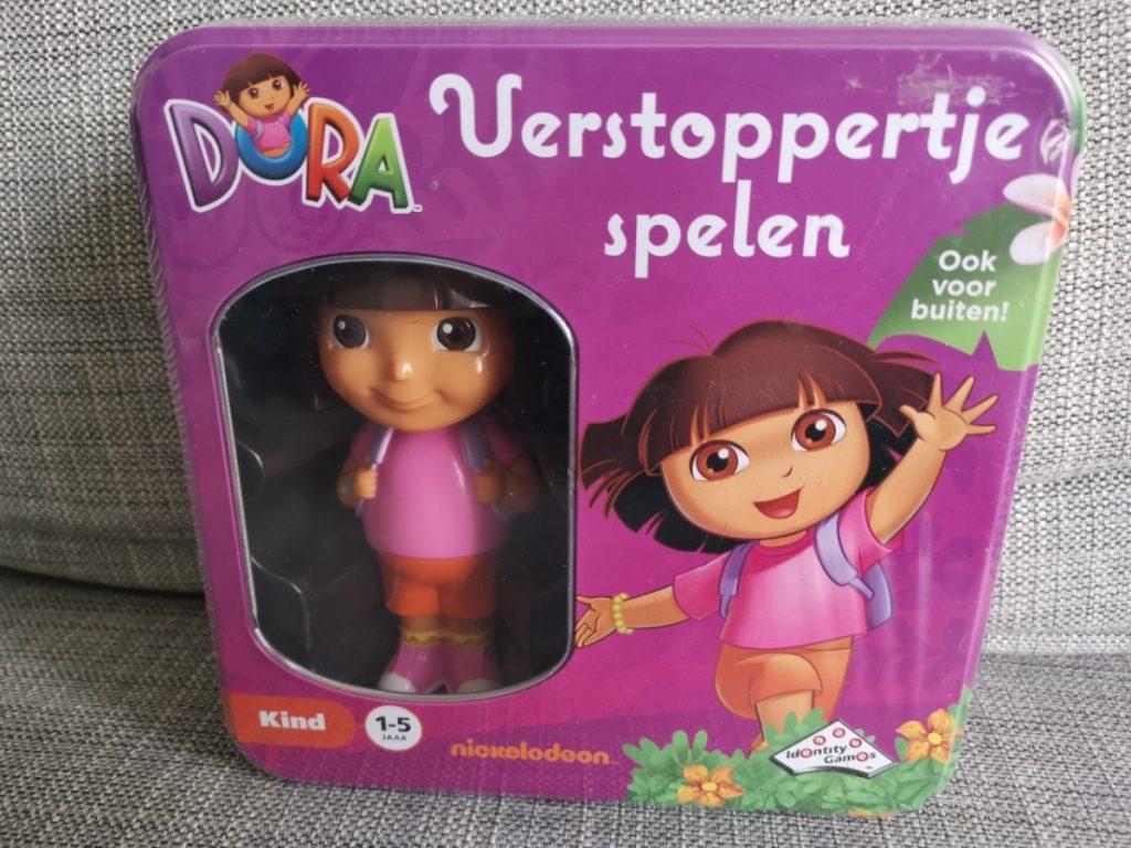 Dora Verstoppertje Spelen