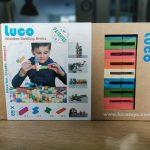 Lucotoys, eco vriendelijke blokken