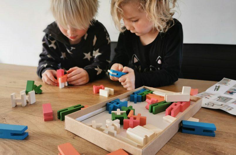 Luco Toys eco-vriendelijke blokken