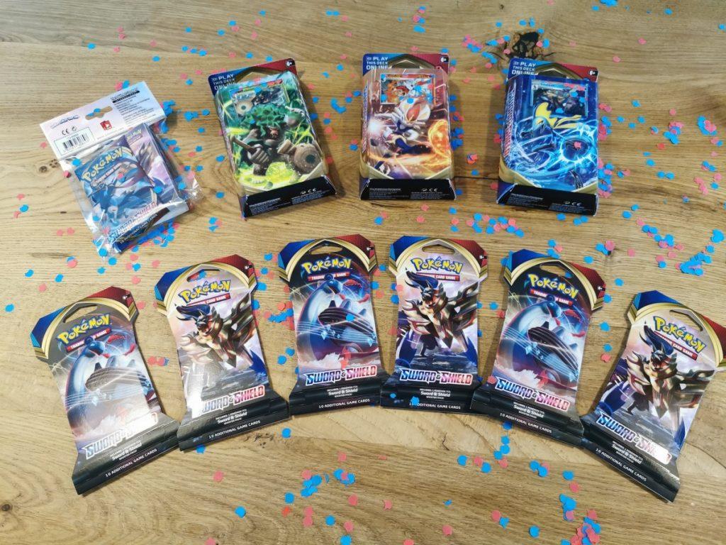 Pokemon Sword and Shield - de nieuwste Pokemon kaarten