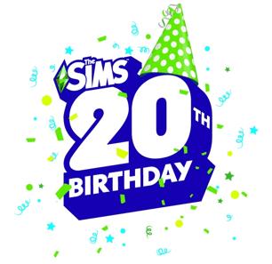 The Sims 20 jaar