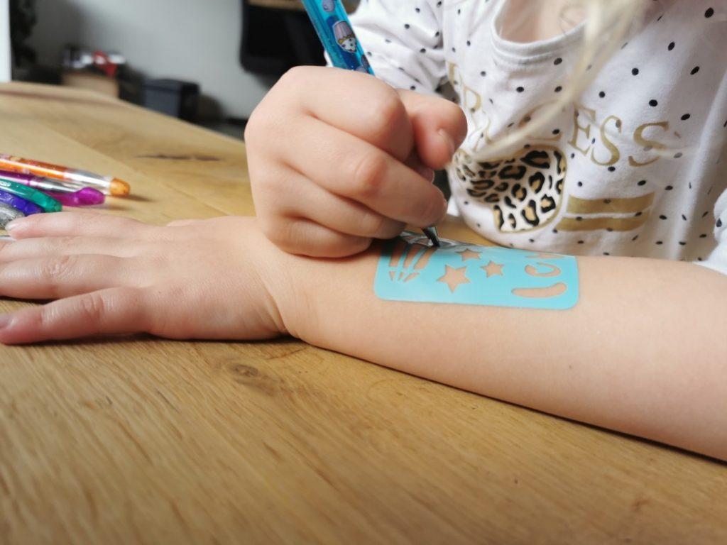 Tattoo gelpennen