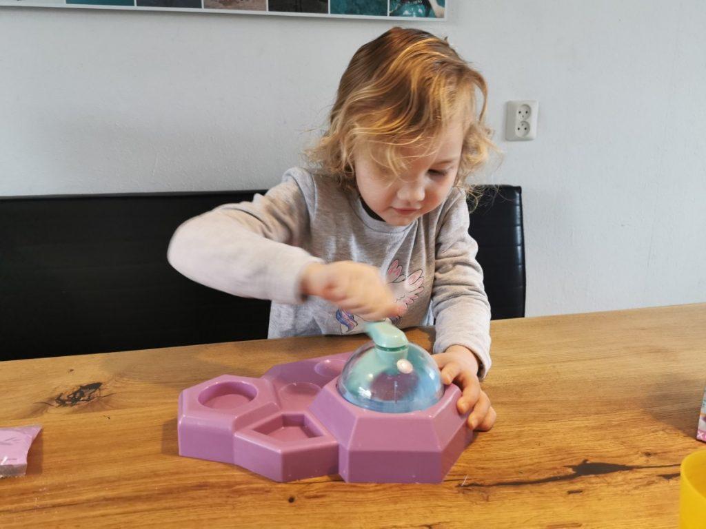 DIY zelf bruisballen maken - stap 3