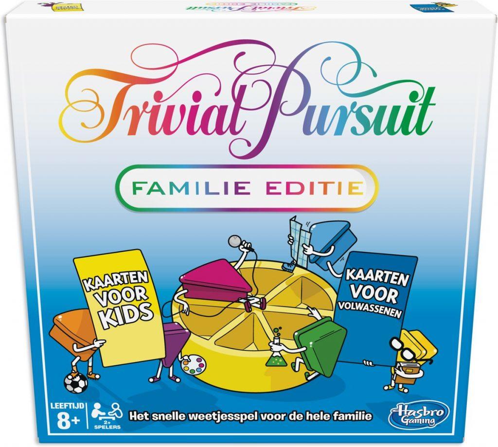 Educatieve spellen - Triviant Familie Editie