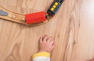 Houten speelgoed voor kinderen vanaf 1 jaar oud