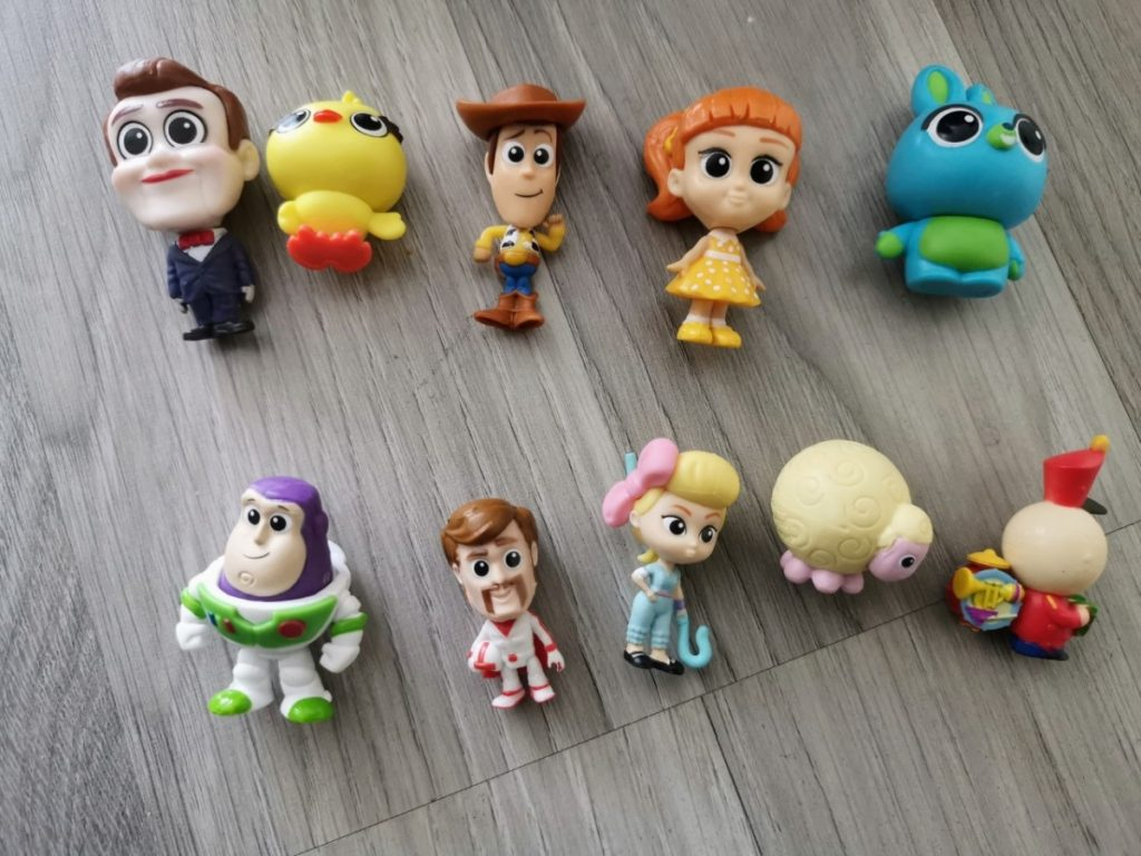 Toy Story 4 Buzz Lightyear's Star Adventurers Speelset