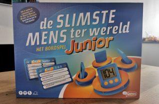 De Slimste Mens ter Wereld Junior - Het Bordspel