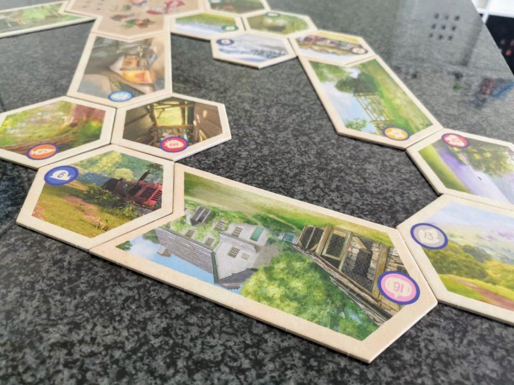 Pieter Konijn bordspel