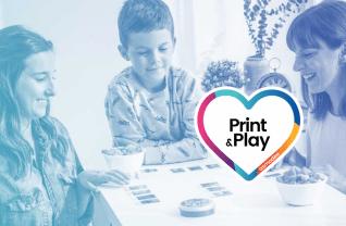 Print & Play Bordspellen Asmodee