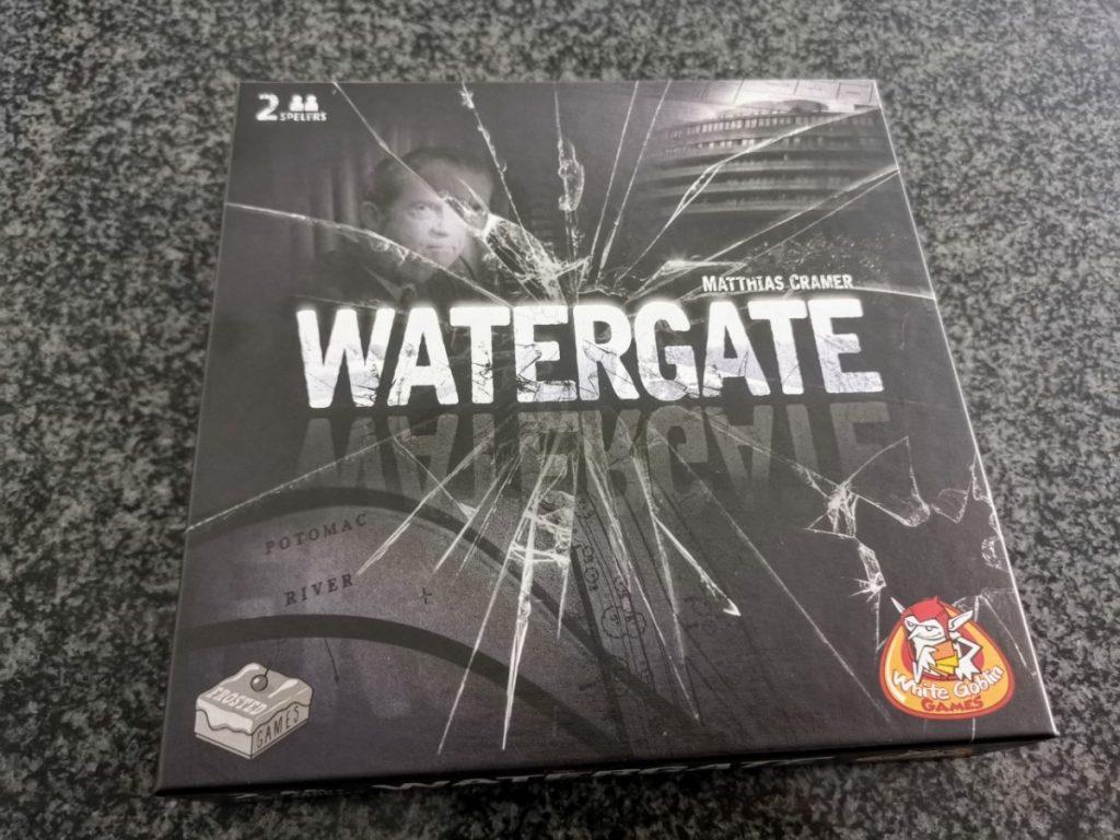 bordspel Watergate 4