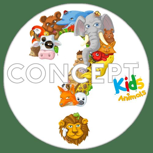 Concept voor kids bordspel