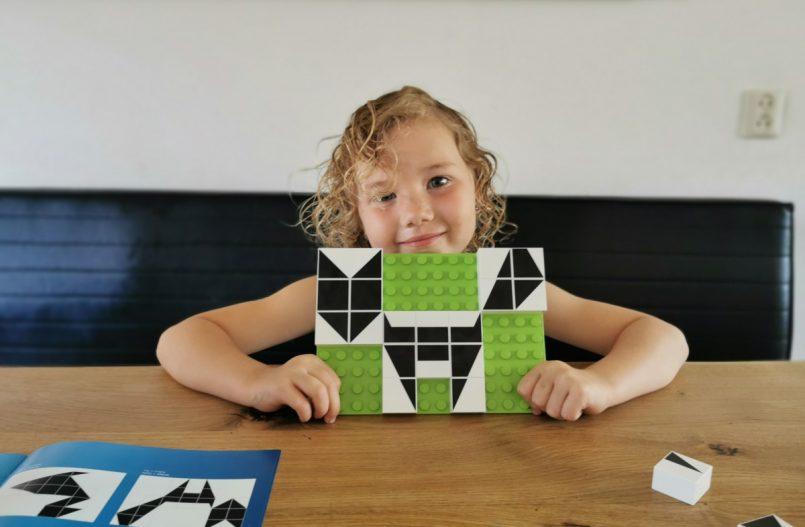 Hubelino Tangram - Educatief spel