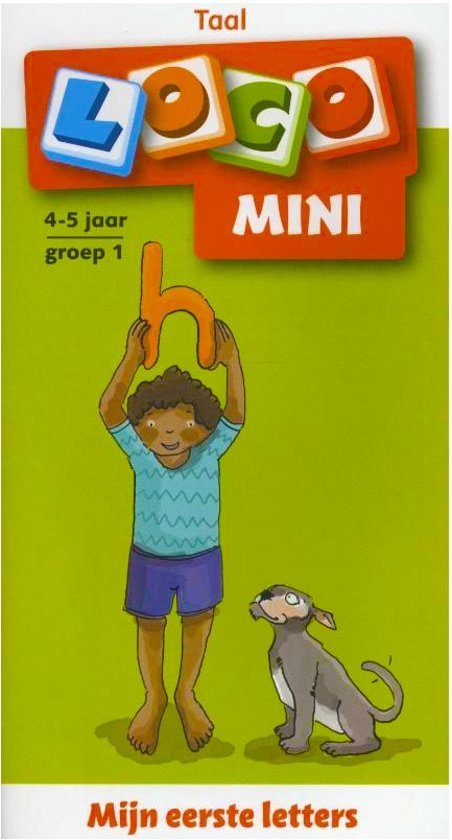 Loco mini Taal - Mijn eerste letters