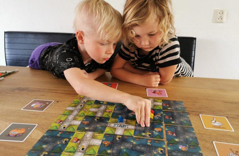 Memorinth bordspel - White Goblin Games