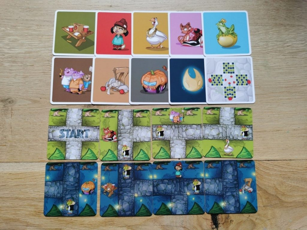 Memorinth speelkaarten