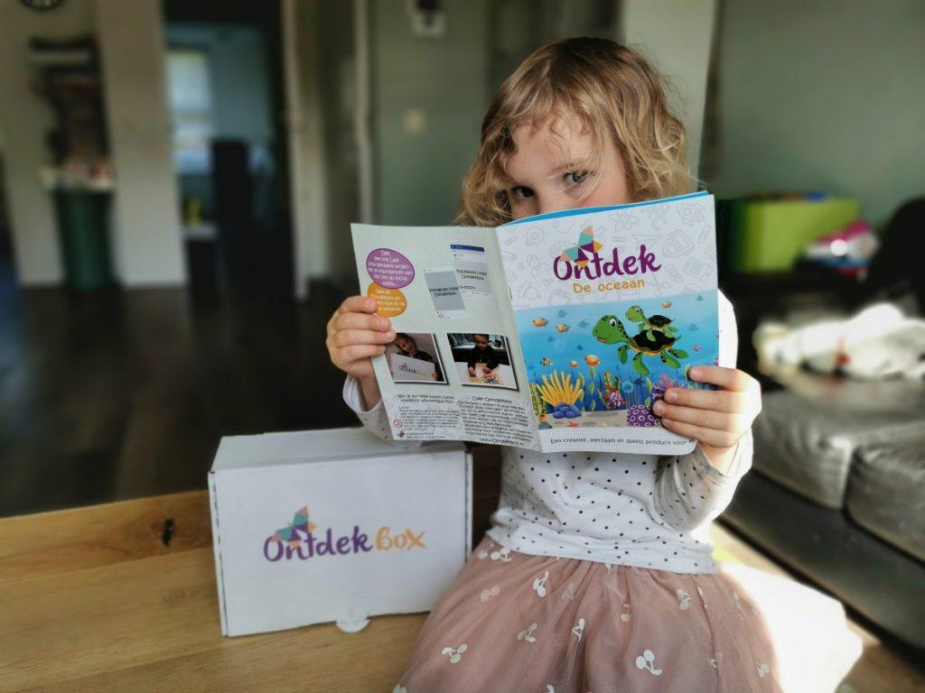 Een leerzaam knutselpakket