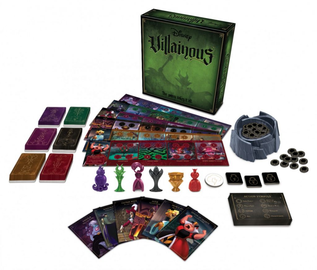 Villainous bordspel Ravensburger
