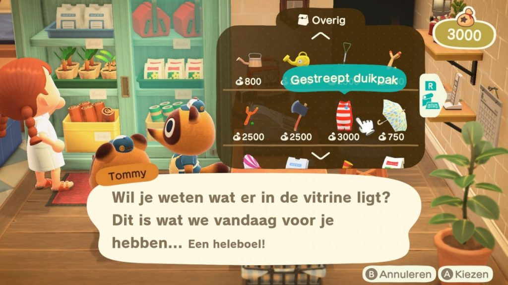 Animal Crossing New Horizons uitbreiding 4