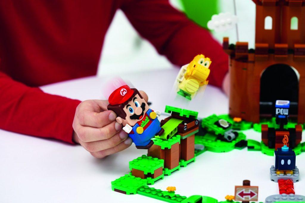LEGO Super Mario - Bewaakte vesting - 71362