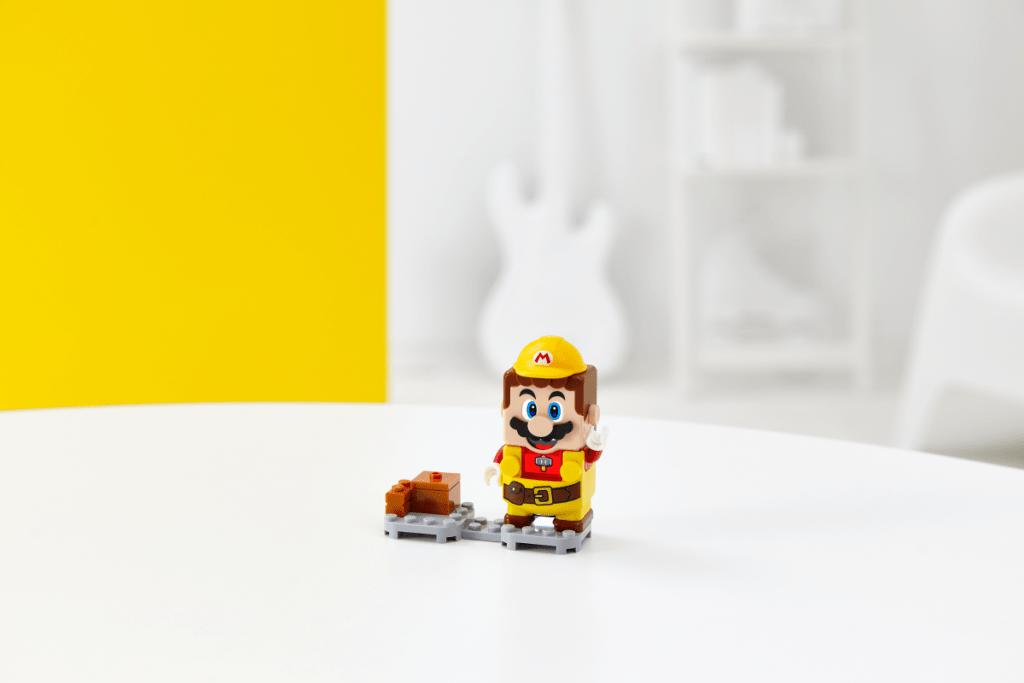 LEGO Super Mario - Bouw-Mario Power-uppakket - 71373