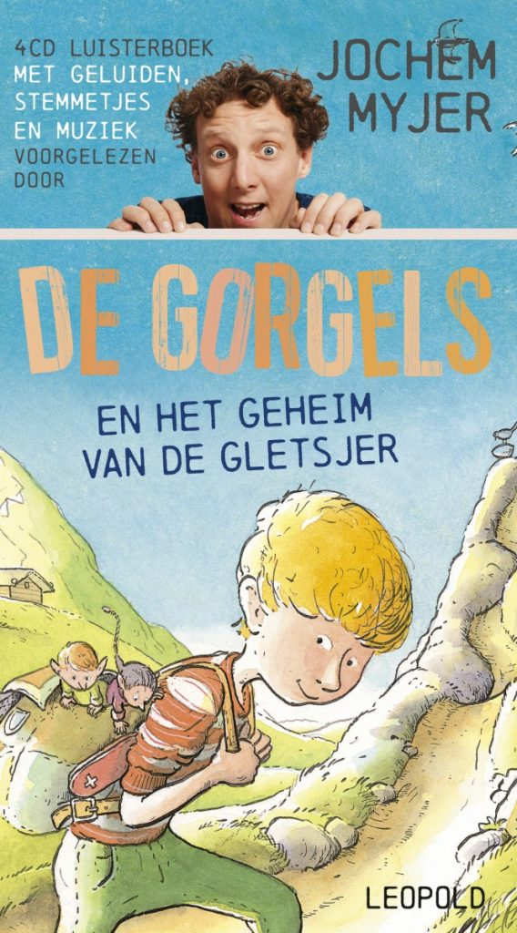 De Gorgels en het geheim van de gletsjer luistercd