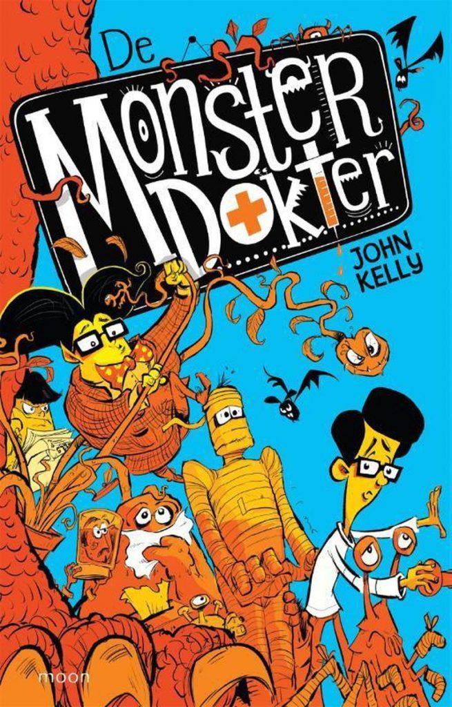 kinderboeken voor deze zomer - De Monsterdokter