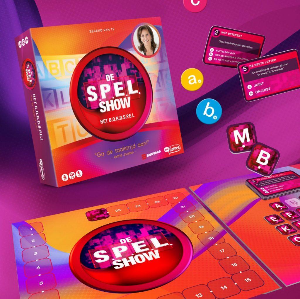 De S.P.E.L.show - het bordspel 3