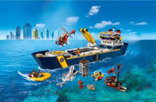 De nieuwste LEGO bouwsets - najaar 2020